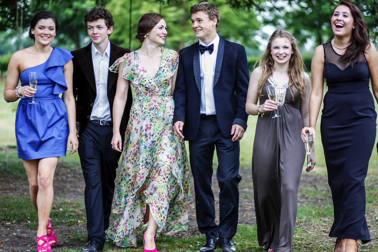Posh Ball, St Mary's School Cambridge