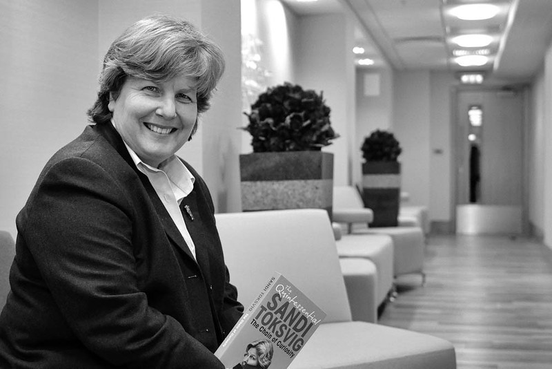 Author Sandi Toksvig