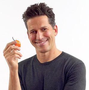Bob Blumer celebrity chef / A promotional shot for Alliance Atlantis