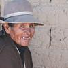 Woman in Countryside, Alto Plano, Bolivia