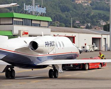 Lugano Airport - 18.07.2015