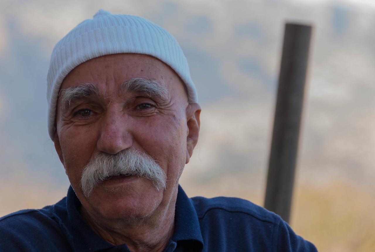 Druze near Massade, Northern Golan