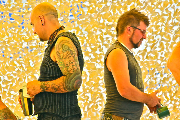 Andy & Starseed - Burningman 2011