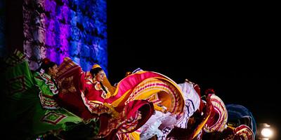 Fiesta Dancers I