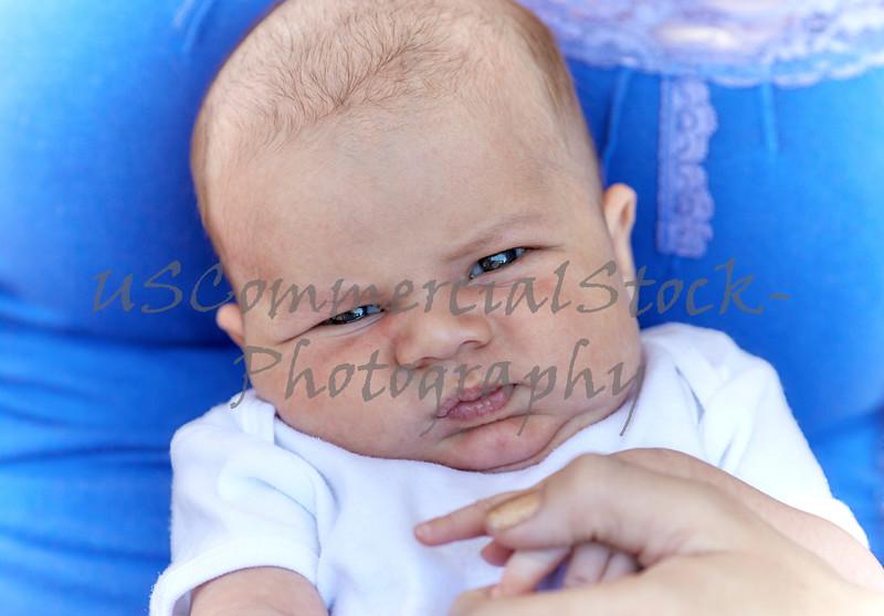 Baby Boy looking at Camera