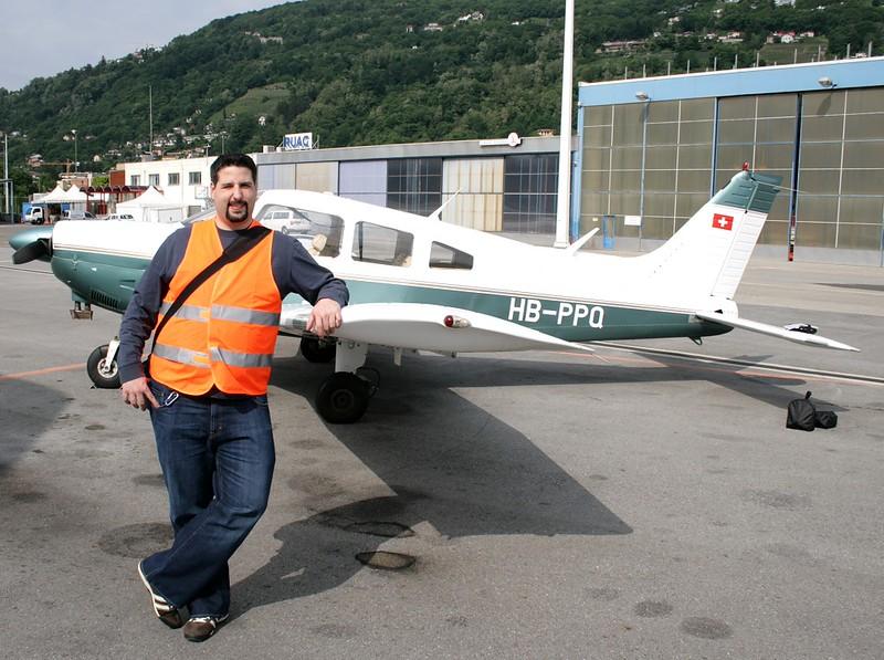 Lugano Airport - 29.05.2010