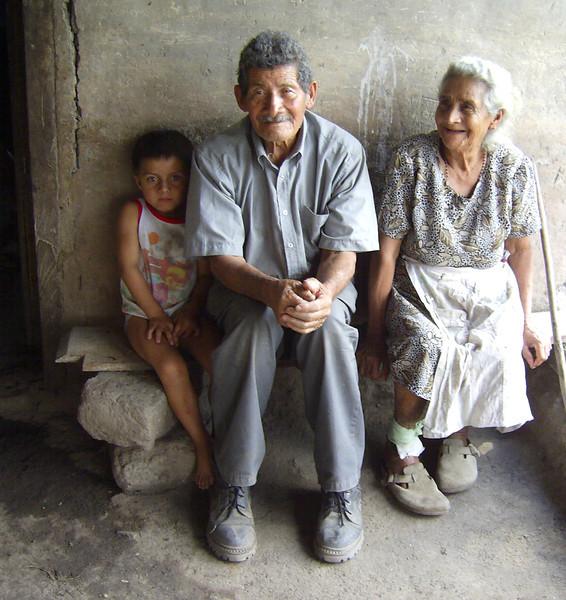 Nicaragua Family