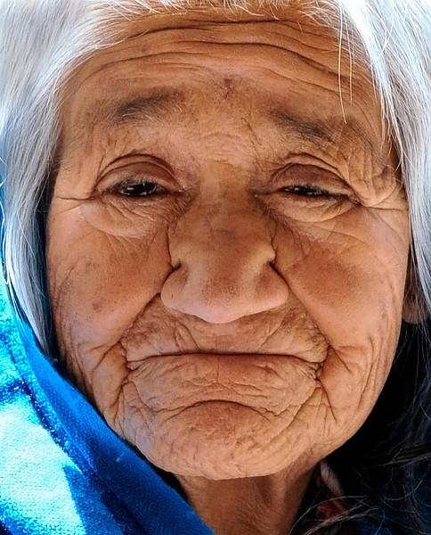 Woman Leon, Mexico