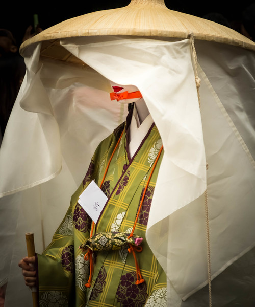 Lady Fujiwara - Jidai Matsuri Parade -  Kyoto, Japan