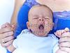 Baby Boy Yawning