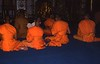 Monks Chanting, Mae Hong Son, Thailand
