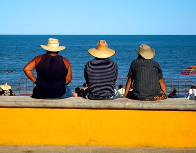 Tres Amigos- San Felipe, Mexico