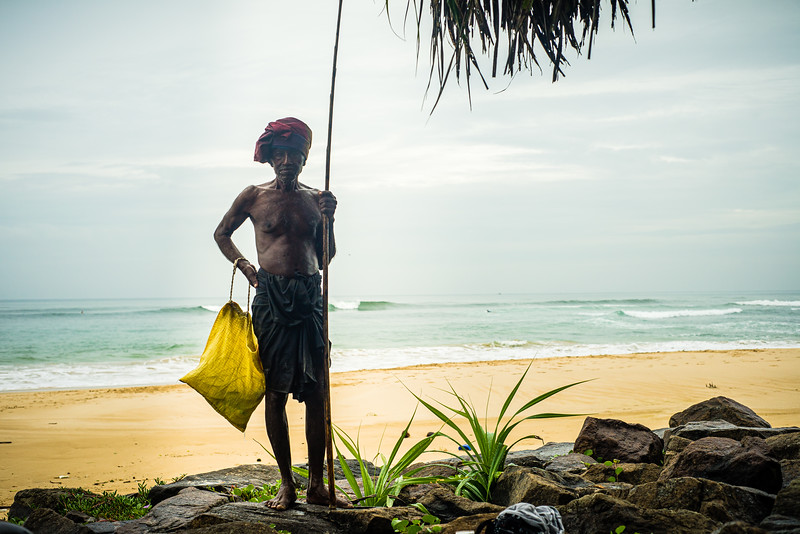 Fisherman , Sri Lanka