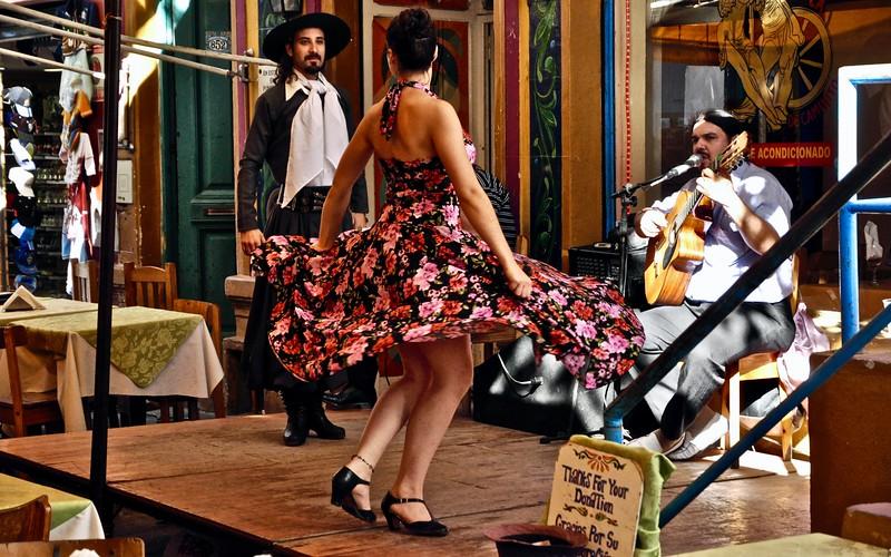 La Boca Buenos Aires - Tango