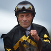 Jockey Gary Stevens Wins the Preakness 2013