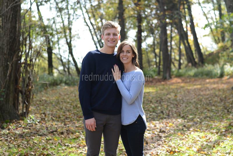 Hannah and Blake