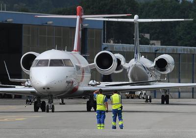 Lugano Airport - 24.06.2012