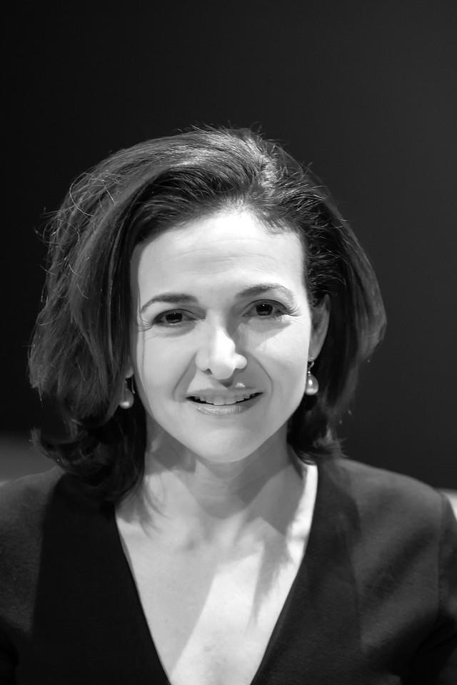 Sheryl Sandberg, The Guardian