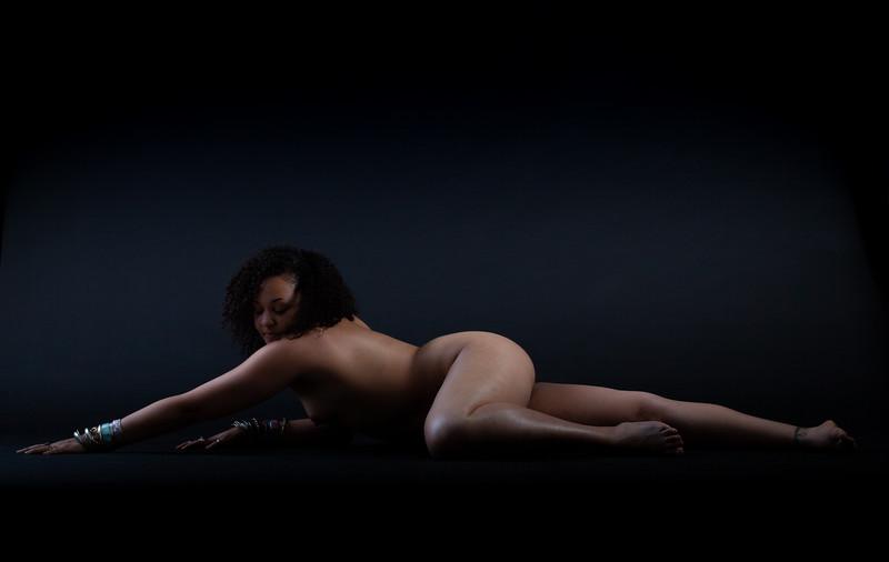 Danielle on Floor