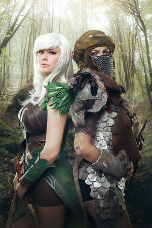 Might & Magic Heroes VII / Cosplay