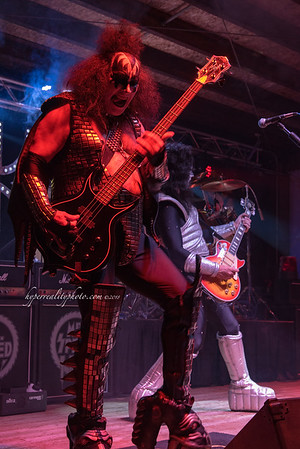 Mr. Speed Kiss Tribute Band 2019