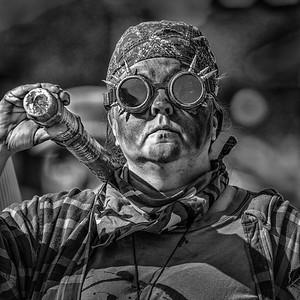 Goggle Menace. Smithville TX.