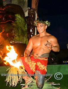 Amazing Fire Dance