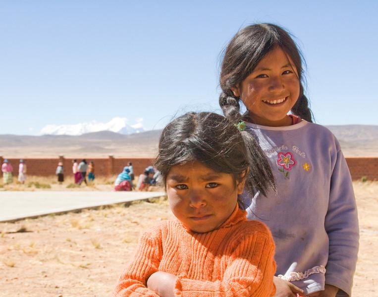 Bolivian Sisters