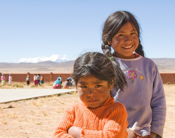 Bolivia Sisters