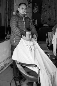 Hairdresser, Shanghai