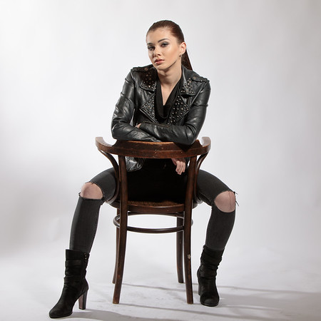 Paige and Chair