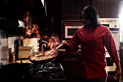 Chef Annelca Mendoza