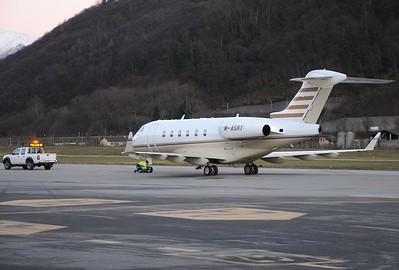 Lugano Airport - 08.12.2012