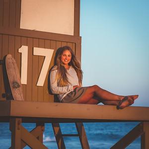 Newport Beach Model Tower #17