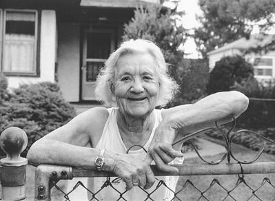 My Grandma Bobbie