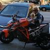 Motorcycle Grandma