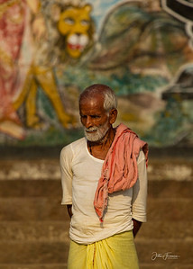 The Ghats, Varanasi