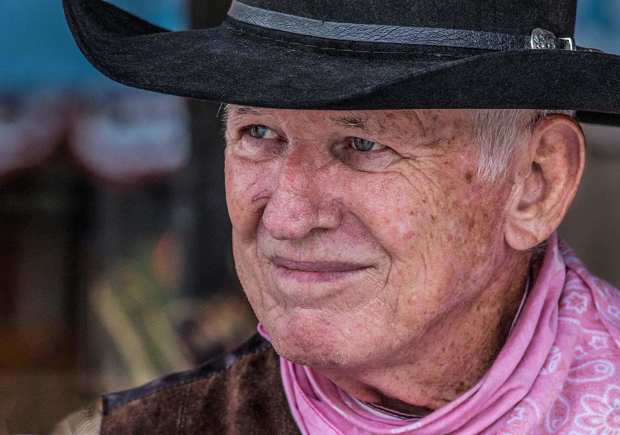 Cowboy, Smithville TX.