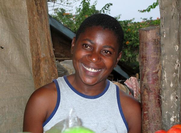 Adhiambo, Obunga Fruit and Vegetable Seller