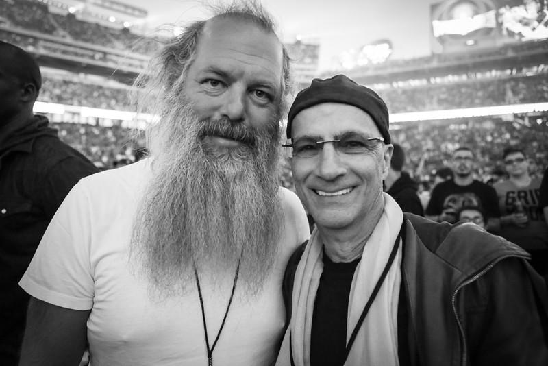 Rick Rubin & Jimmy Iovine