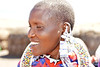Masaai Woman in Ngorongoro