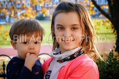 Ben and Olivia