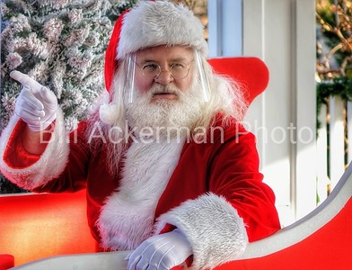 Santa says . . .