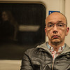Man on the Tube