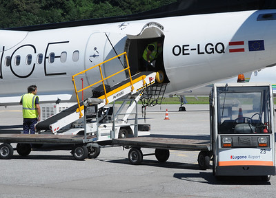 Lugano Airport - 11.08.2016