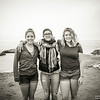 Sisters - MacKerricher State Beach, August, 2014