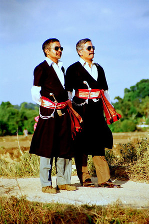 Brothers, Coorg, India