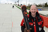 "Skier Eddie ""The Eagle"" Edwards"
