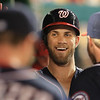 MLB: AUG 21 Brewers at Nationals