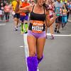 Sharebear at the San Diego Rock 'n Roll Marathon